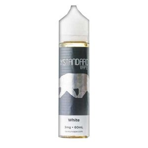 The Standard Vape White