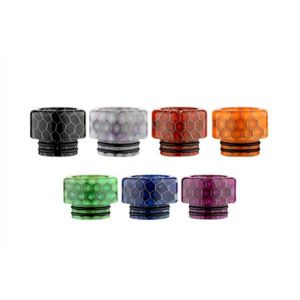 TFV8 TFV12 Snake Skin Resin Drip Tip - Style 213