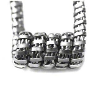 UD Stainless Steel Twisted Fused Clapton Coil - 10 pack