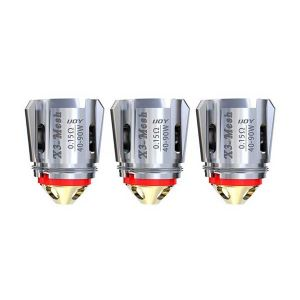 Ijoy X3 Mesh Replacement Coil - 3 Pack