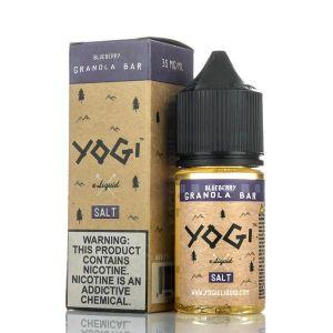 Yogi Salts Blueberry Granola