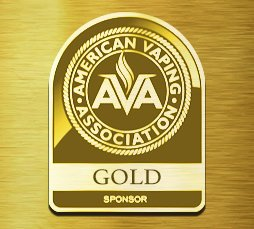 American Vaping Association GoldSponsor