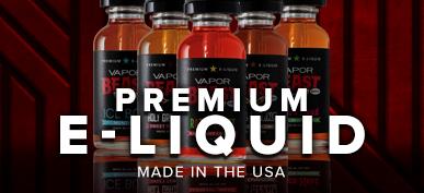 Premium E-Liquids