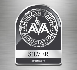 American Vaping Association Silver Sponsor